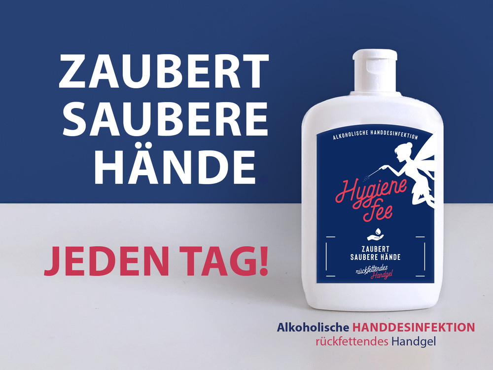 Hygiene Fee Handgel
